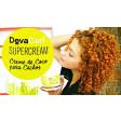 Deva Curl Super Cream Creme De Coco Máscara Para Cachos 250g
