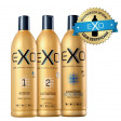 Exo Hair Exoplastia Progressiva Kit 3 x 500ml Nanotron