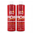 Love Potion Kit Pós Química Reparação E Proteção 2x1Litro