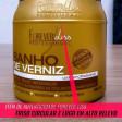 Forever Liss Kit Banho de Verniz 1Kg + SOS