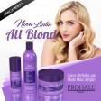 Prohall Kit All Blond Manutenção e Nutrição para Loiros 3 Itens