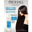 Prohall Kit Escova Progressiva Select One 1L+ Biomask Máscara 1Kg