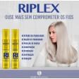 Kit Richée Riplex Protetor Descoloração Saudável E Repositor