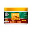 Skafe Óleo de Coco Creme de Tratamento Ultra Ativado - 500g