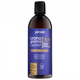 Yenzah Cronograma Capilar Shampoo Preparatorio - 500ml