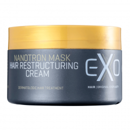 Exo Hair Nanotron Mask Restructuring Cream Mascara - 250g