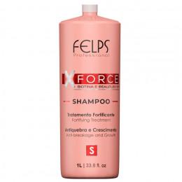 Felps XForce Shampoo Tratamento Fortificante 1 Litro