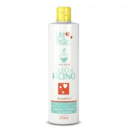 Love Potion Shampoo Óleo de Rícino Home Repair 240ml