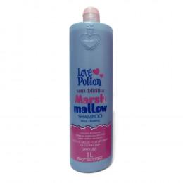 Love Potion Marshmallow Shampoo Deep Cleaning 1 Litro (Passo 1)