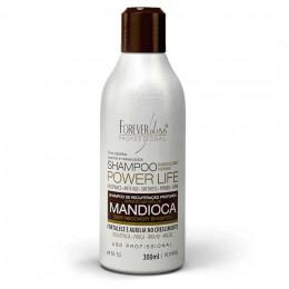 Forever Liss Shampoo Mandioca Power Life 300ml