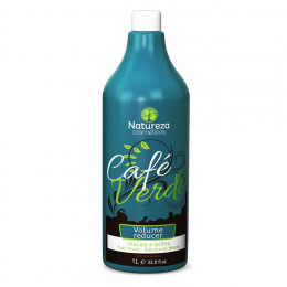 Natureza Cosméticos Café Verde Redutor de Volume 1Litro