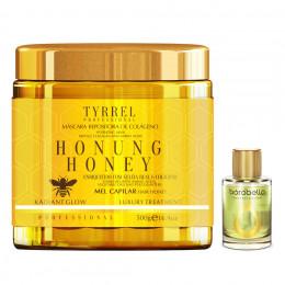 Tyrrel Máscara de Mel Honung Honey Repositora Colágeno 500g
