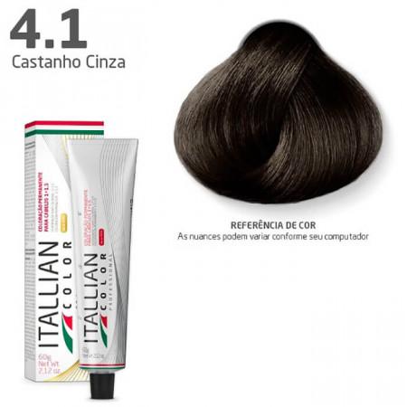 Itallian Color N. 4.1 Castanho Cinza