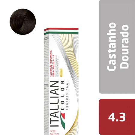 Itallian Color 4.3 Castanho Dourado