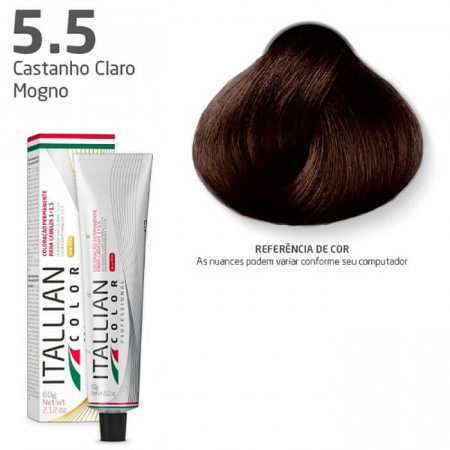 Itallian Color 5.5 Castanho Claro Mogno
