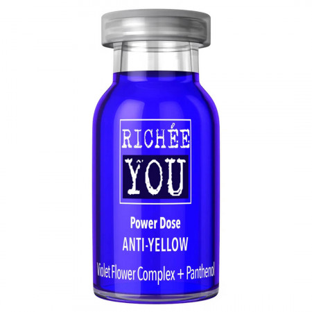 Ampola Richée You Power Dose Anti-Yellow Trio - 12ml