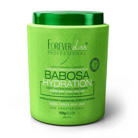 Forever Liss Máscara de Babosa Hidratação Profunda 950g