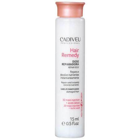 Cadiveu Hair Remedy Dose Reparadora - Ampola Capilar 15ml