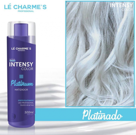 Le Charmes Matizador Juju Intensy Color - Platinum 500ml