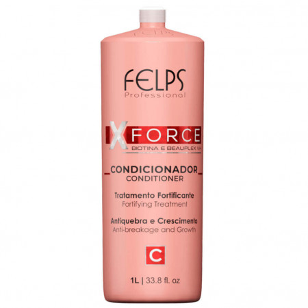 Felps XForce Kit Shampoo e Condicionador 2x1000ml
