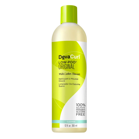 Deva Curl Shampoo Low Poo - 355ml