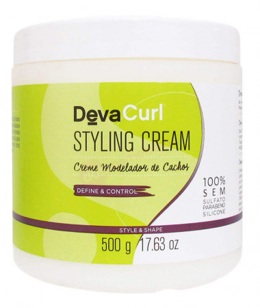 Deva Curl Kit No Poo + One Condition 2 x 355ml + Styling 500g