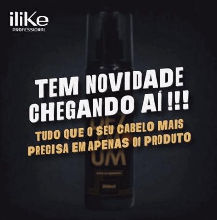 iLike Dez em Um 10 em 1 Leave-In Poderoso - 200ml