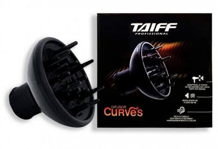 Taiff Difusor Curves Profissional - Definidor De Cachos