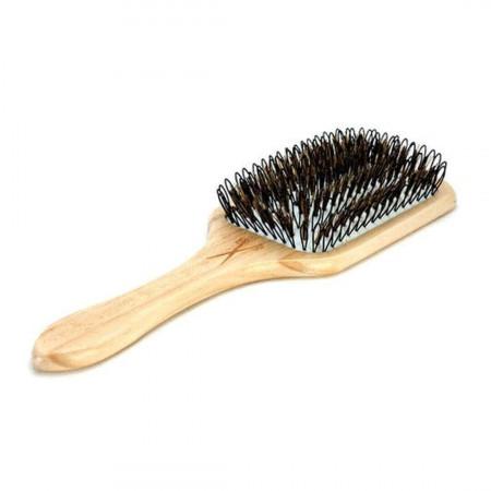 Escova de Madeira Brent Brush Raquete Professional