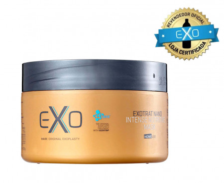 Exo Hair Exotrat Nano Máscara Intensive Nutritive 250g