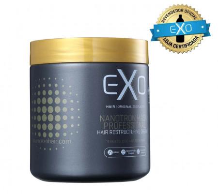 Exo Hair Nanotron 25 ativos Hidratação Reconstrutora - 500g