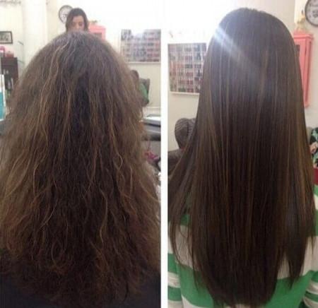 Exo Hair Exoplastia Progressiva Kit 2x1 L + Nanotron + Brinde