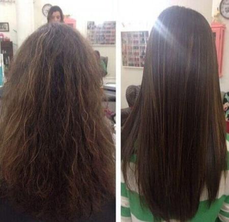 Exo Hair Kit Blond Repair 4 Produtos