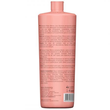 Felps XForce Shampoo Tratamento Fortificante 250ml