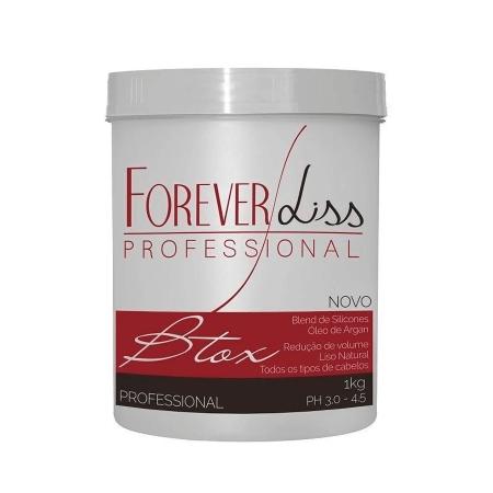 Forever Liss Bt-o.x Profissional Argan Oil 1Kg