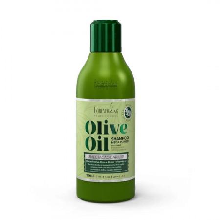 Forever Liss Olive Oil Shampoo de Umectação Capilar 300ml