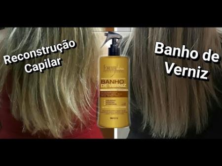 Forever Liss Spray de Queratina Liquida Banho de Verniz - 300ml