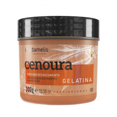Madamelis Gelatina Capilar Cenoura 300g