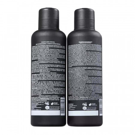 progressiva marroquina ghair kit pequeno 2 x 300ml