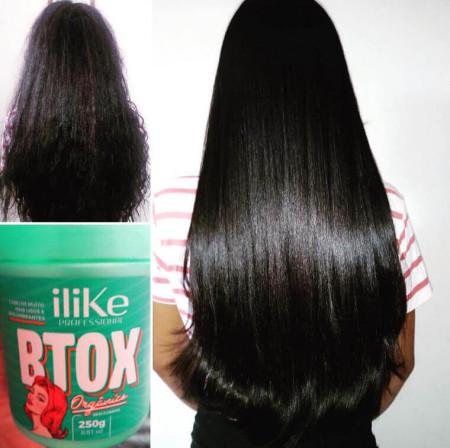 iLike Professional Bt-o.x Orgânico Sem Formol - 1kg