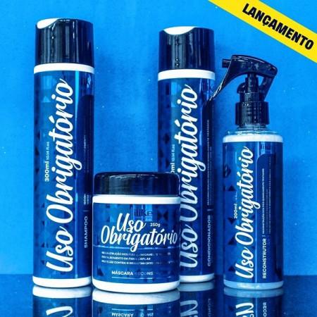 iLike Uso Obrigatório Shampoo Reconstrutor 300ml