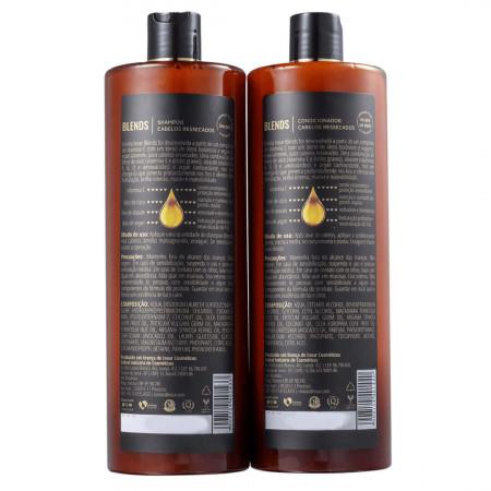 Inoar Coleção Blends Kit Shampoo + Condicionador 2x1Litro