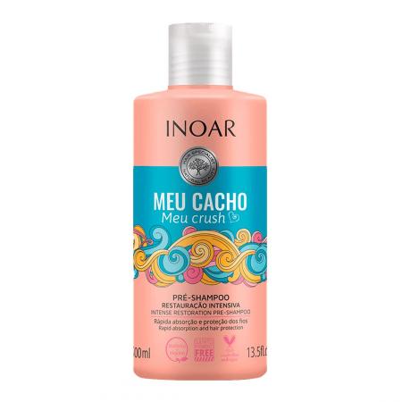 Inoar Meu Cacho Meu Crush Pre Shampoo 400ml