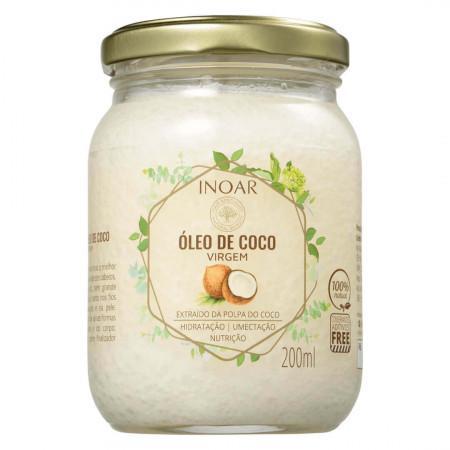 Inoar Óleo de Coco - Óleo Capilar 200ml