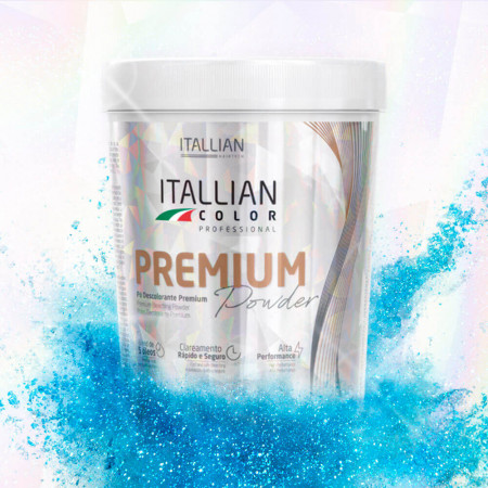 Itallian Color Pó Descolorante Premium Powder 400g