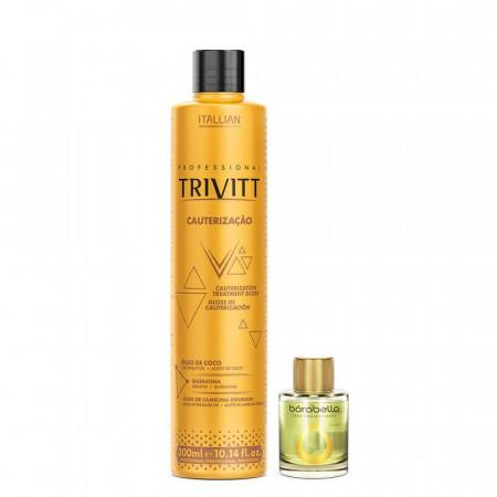 Itallian Trivitt 13 Cauterização Gloss Hidra Cauter - 300ml
