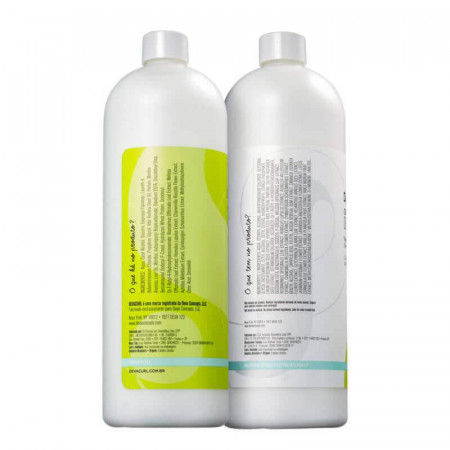 Deva Curl Kit 2 x 1 Litro No Poo + One Condition