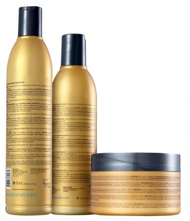 Exo Hair Kit Manutenção Hidratação + Reconstrução 4 Produtos