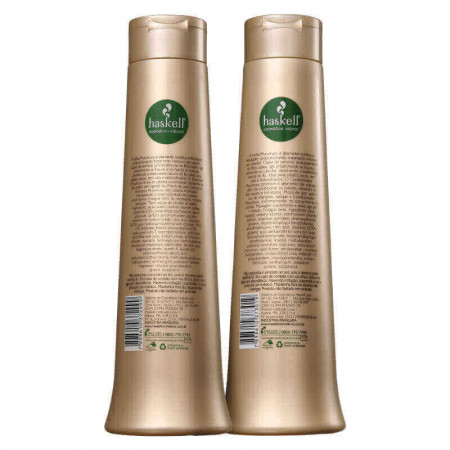 Haskell Murumuru Kit Duo Nutrição Prolongada 2x500ml