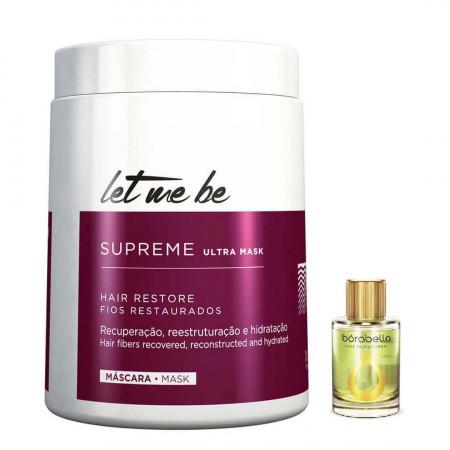 Let me Be Supreme Ultra Mask Hair Restore 1Kg